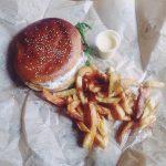 Ce soir ctait burger vg avec mozza pane by boogieburgermetzhellip
