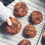 Des petits cookies vegan pour rconforter jeune fille malade quehellip