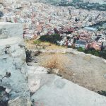La vue de Los  Bunkers del Carmel il yhellip