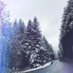 Les paysages enneigs quand mon amoureux commercial sen va surhellip