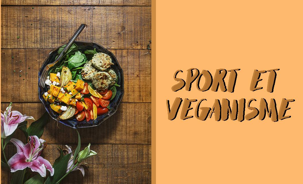 sport et veganisme